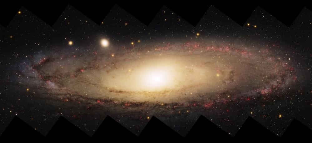 Andromède Cliquez sur l'image pour la voir en Ultra HD