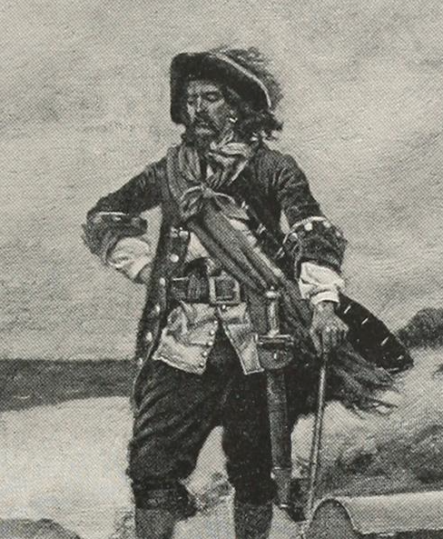 William Kidd le pirate